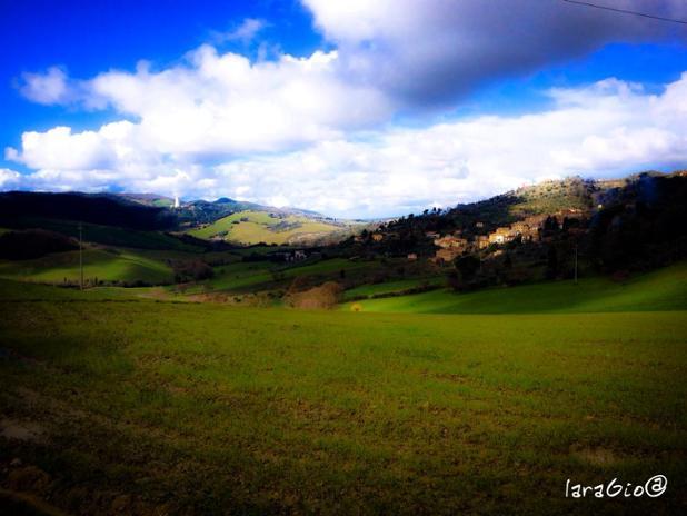 San Dalmazio, Pomarance (PI) Di Lara Giovani