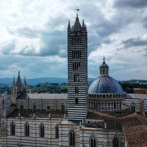 Duomo Di Siena. Foto Di Pascalin
