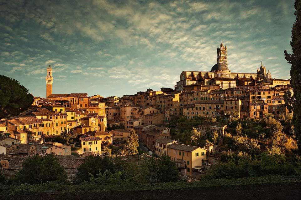 Siena photo by Glenn Meling