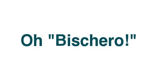 Dialetto Toscano: Origini E Significato Della Parola Bischero