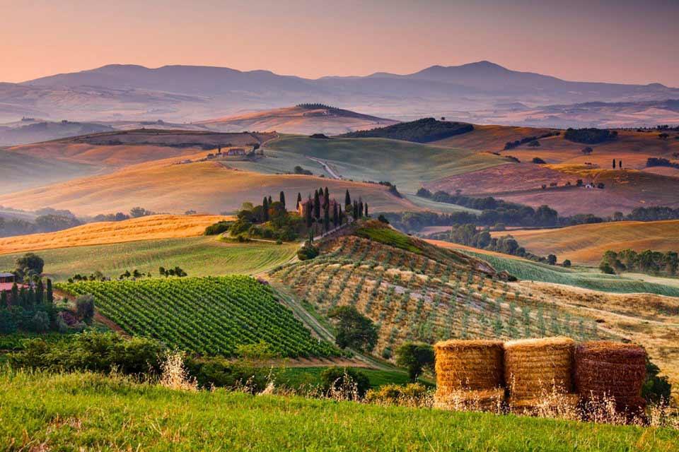 Campagna Toscana Dai Mille Colori