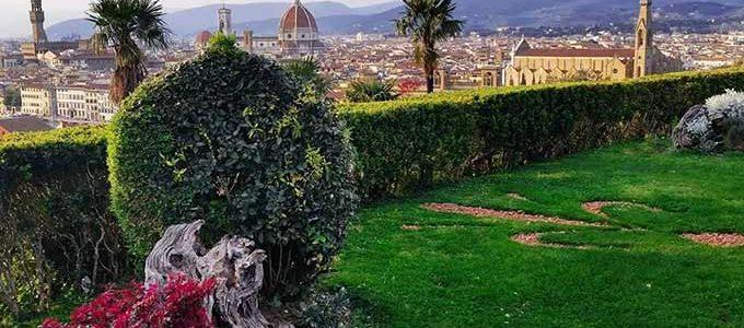 Vista Sulla Città Di Firenze, Di Andrea Parlascino