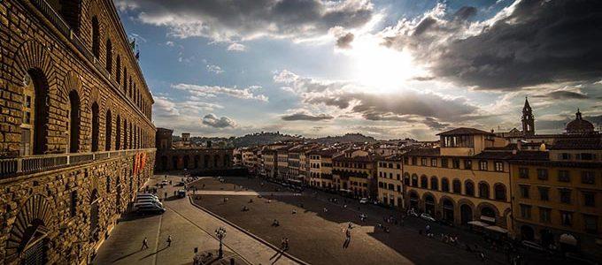 Piazza Pitti, Foto Di Alessandro Alex Fibbi