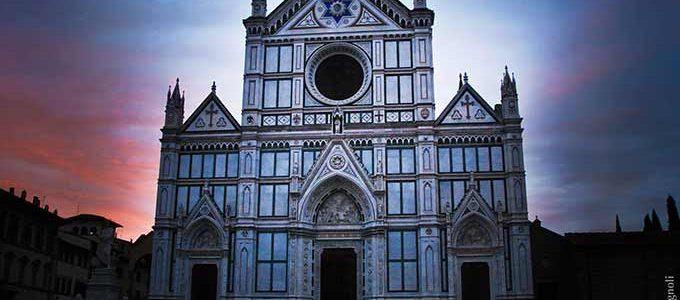 Piazza Santa Croce Firenze, Di Lucia Ph Romagnoli