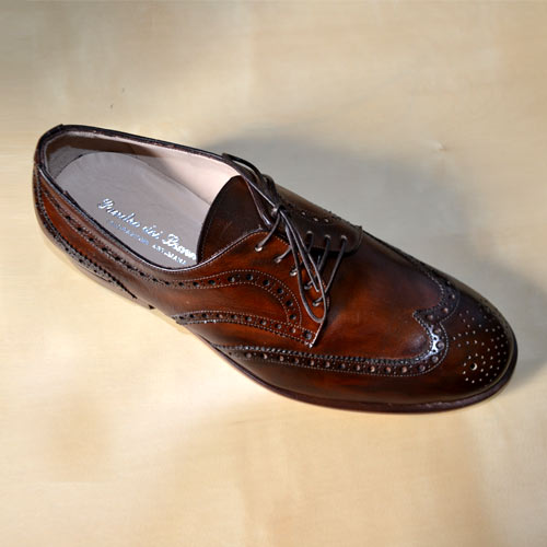 English Shoes Handmade Custom Made Vivere La Toscana