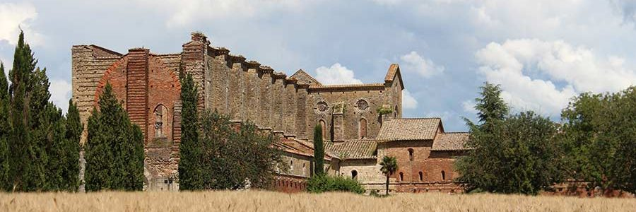 Abbey Of San Galgano, Mario Vanin Photo
