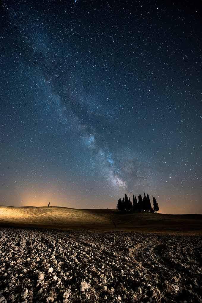 Starry Sky, Riccardo Nannetti Photo