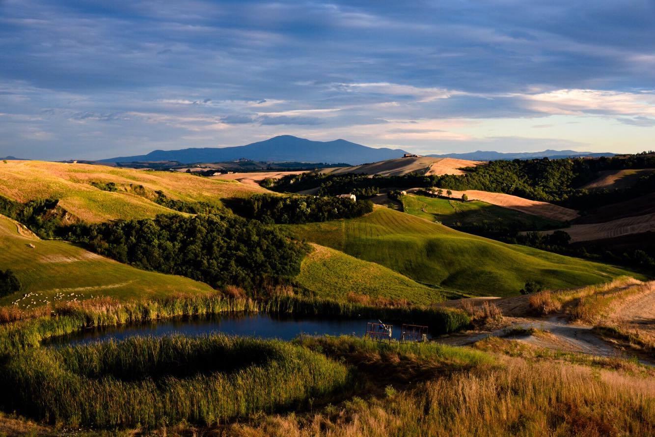 Tuscan Countryside, Riccardo Nannetti Photo