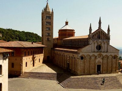 Duomo Di Massa Marittima, Di Nikolaj Pokalyuk