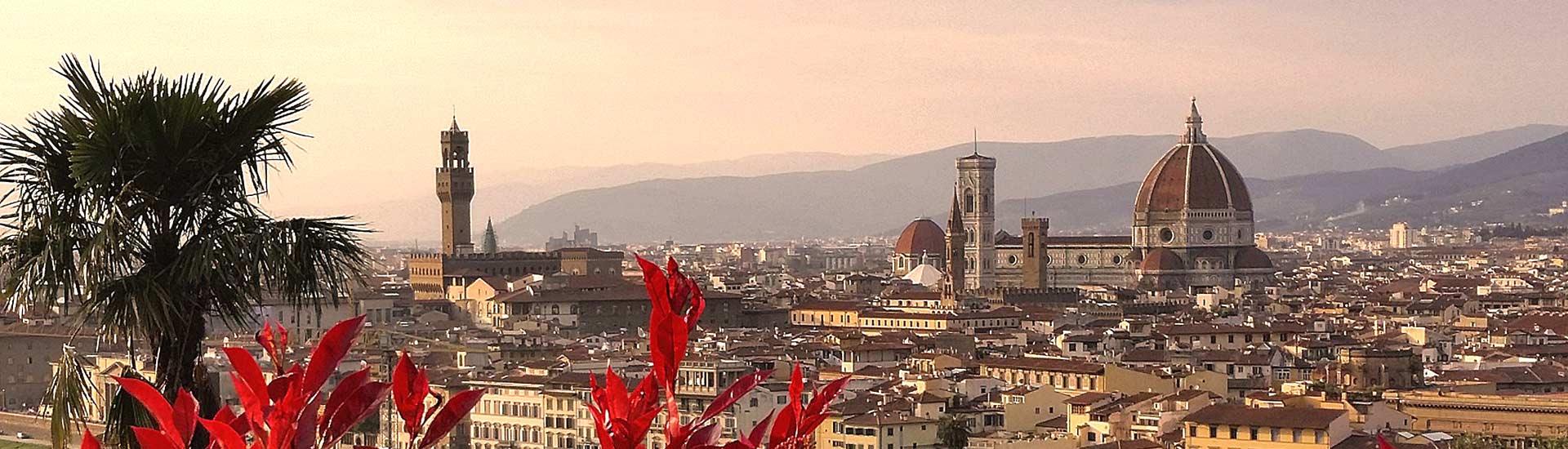 Firenze fotografata da Andrea Parlascino