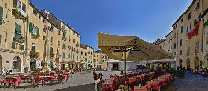 Lucca, Foto Di Diodato Campagna