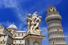 Pisa And Its Surrounding