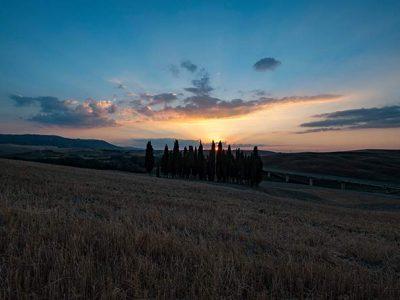 Scorcio Campestre, Foto Di Riccardo Nannetti