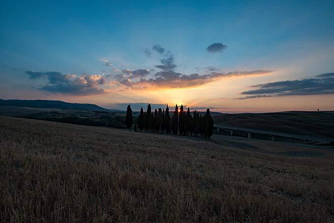 Sunrise In Tuscan Countryside, Riccardo Nannetti Photo
