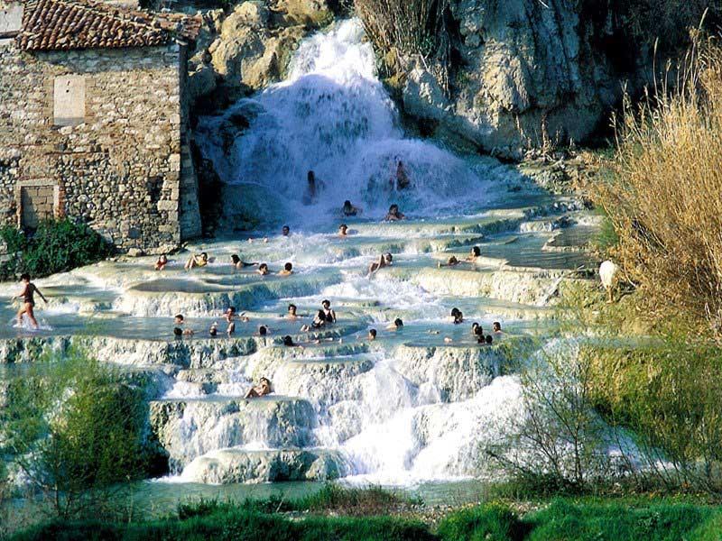 Cascate Terme Naturali Di Saturnia (1)