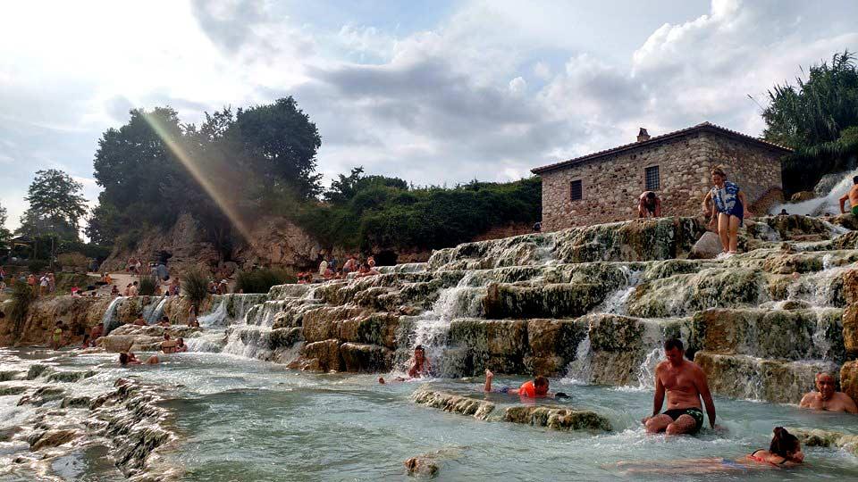 Cascate Terme Naturali Di Saturnia (3)