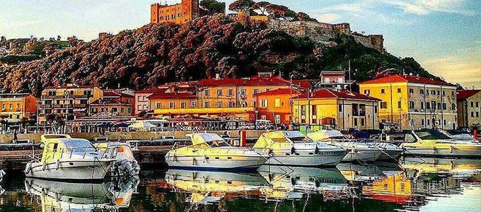 Castiglione Della Pescaia, Foto Di Barbie Giangiu