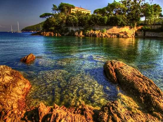 Il Cavo, Isola D'Elba