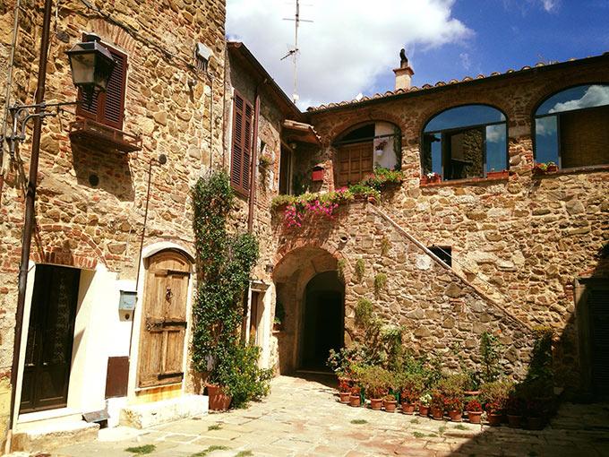 Montemerano, Uno Dei Borghi Più Belli D'Italia
