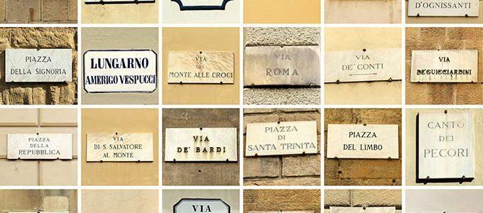 Firenze, Passeggiando Per Le Vie Del Centro E Per La Storia