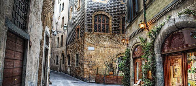 Per Le Vie Di Firenze, Toscana