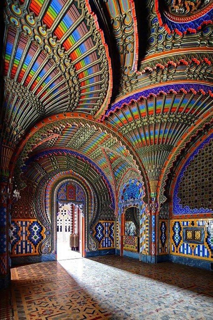 Castello Di Sammezzano Di Holidayfeed