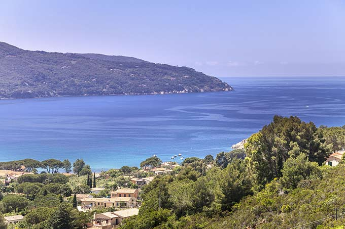 Isola-d'Elba-località-Procchio