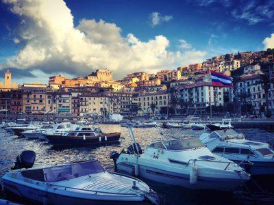 Porto Santo Stefano, Foto Di Valeria Pizzi