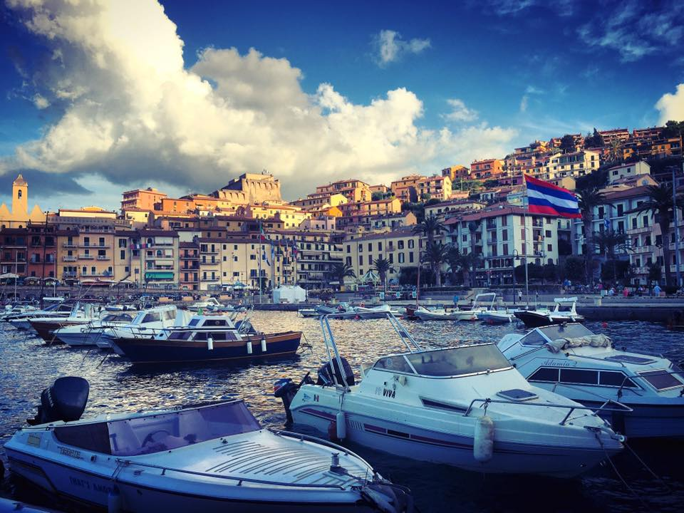 Porto Santo Stefano, Photo By Valeria Pizzi