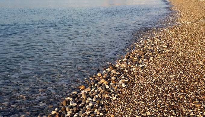 Spiaggia Di Pomonte Isola D'Elba Toscana