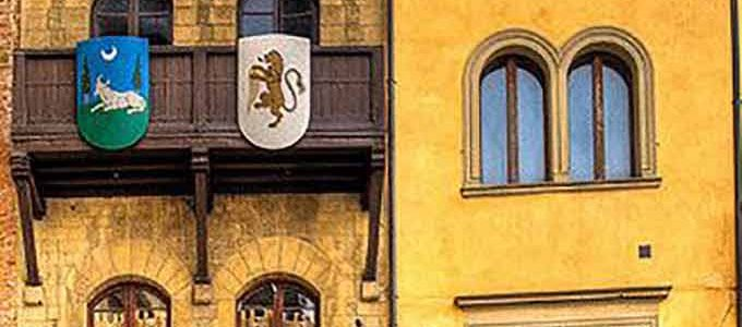 Piazza Grande O Piazza Vasari Arezzo