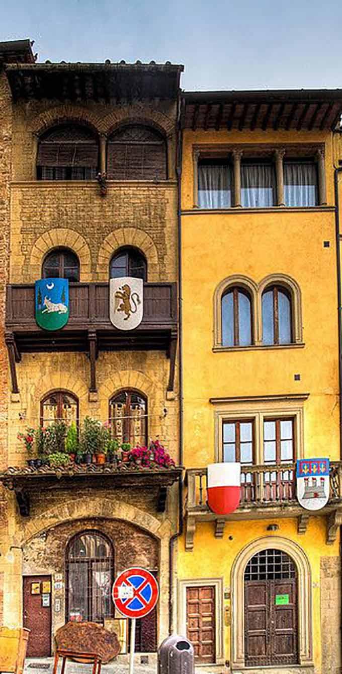 Arezzo Piazza Grande Di Anguskirk Su Flickr