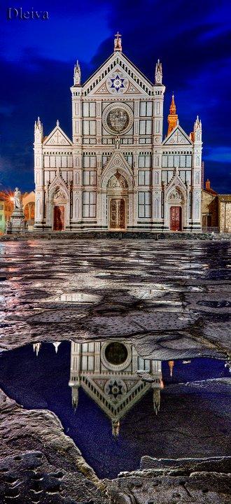 Basilica-di-santa-croce-firenze-di-dleiva