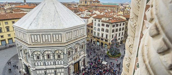 Firenze, Battistero
