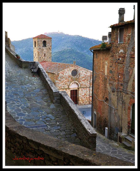 Buriano, Castiglione Della Pescaia, Toscana
