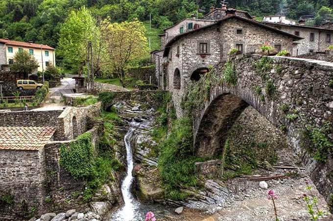 Fabbriche Di Vallico, Lucca