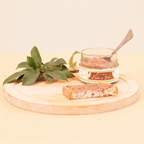 Crostino Toscano Fegato Di Pollo