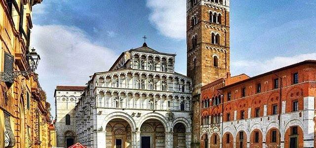 Lucca, The Town Of Hundred Churches, Pic By Michele Zaimbri