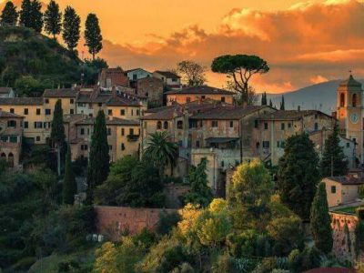 Palaia, Grazioso Borgo Medievale Tra Pisa E Firenze
