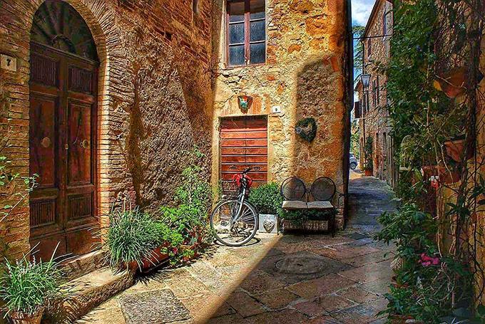 Pienza, Foto Di Marzia Francesconi