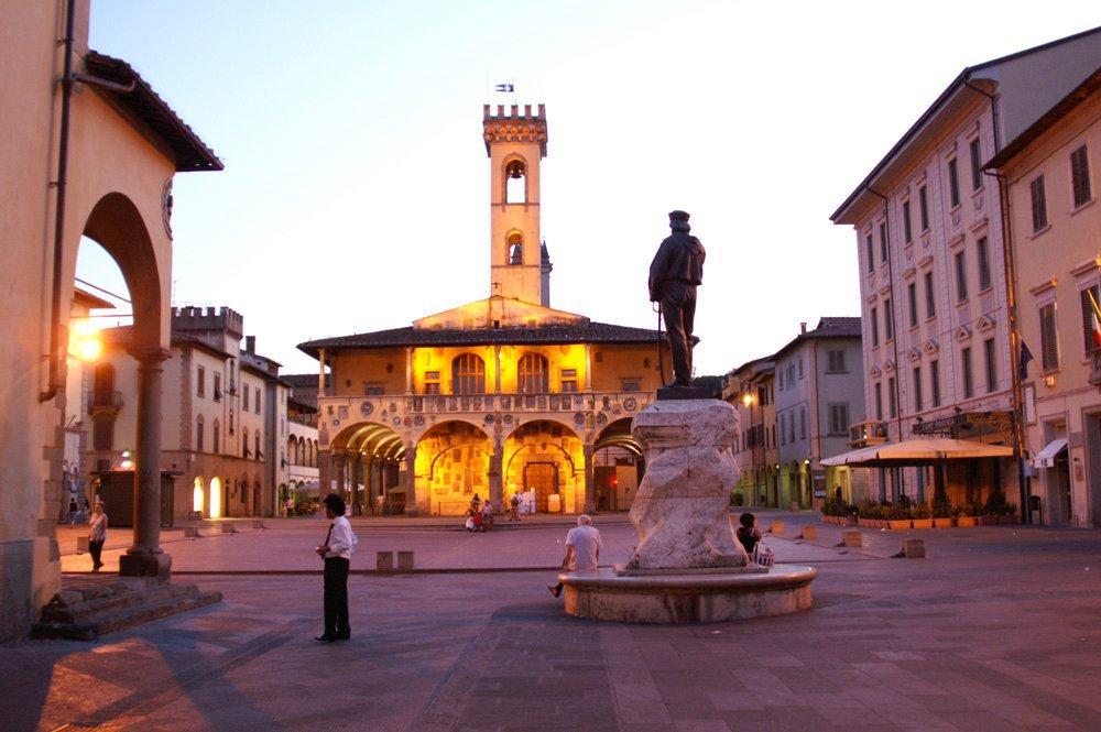 SAn Giovanni Valdarno, Arezzo Di Giorgio De Luca