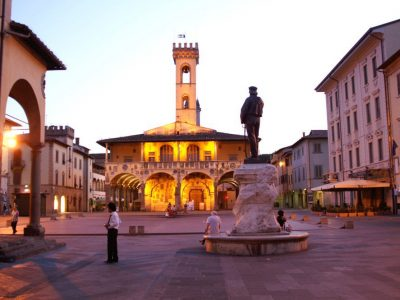 San Giovanni Valdarno, Arezzo In Toscana, Foto Di Giorgio De Luca
