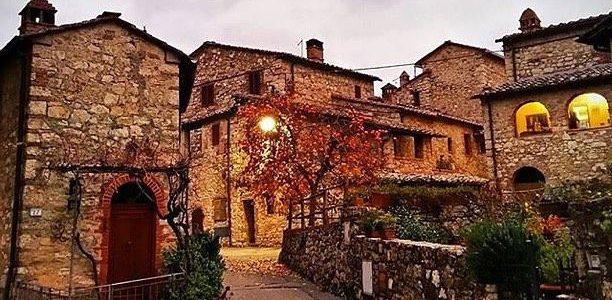 San Sano, Antico Comune Di Gaiole In Chianti