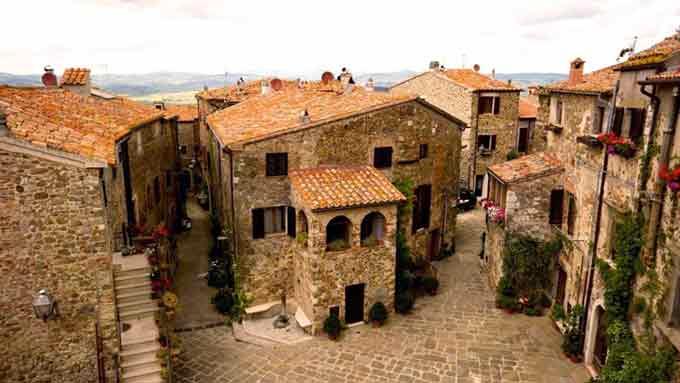 Borgo-toscano-di-montemerano