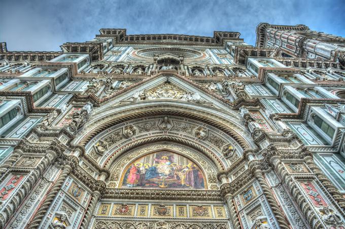 Duomo Di Firenze, La Facciata