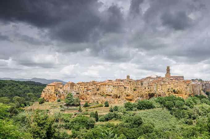 Il Borgo Di Pitigliano