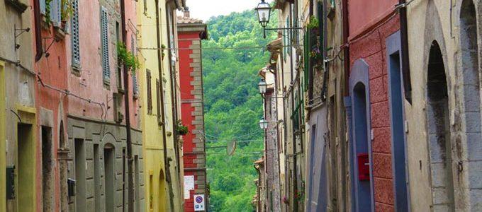 Roccalbegna, Foto Di Stelvio Mahlemuts
