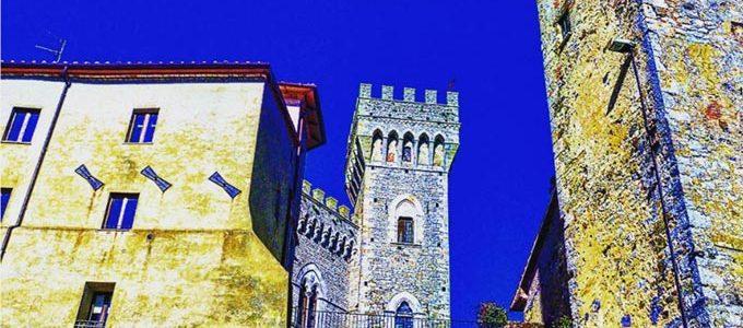 San Casciano Dei Bagni, Photo By Montemiataedintorni