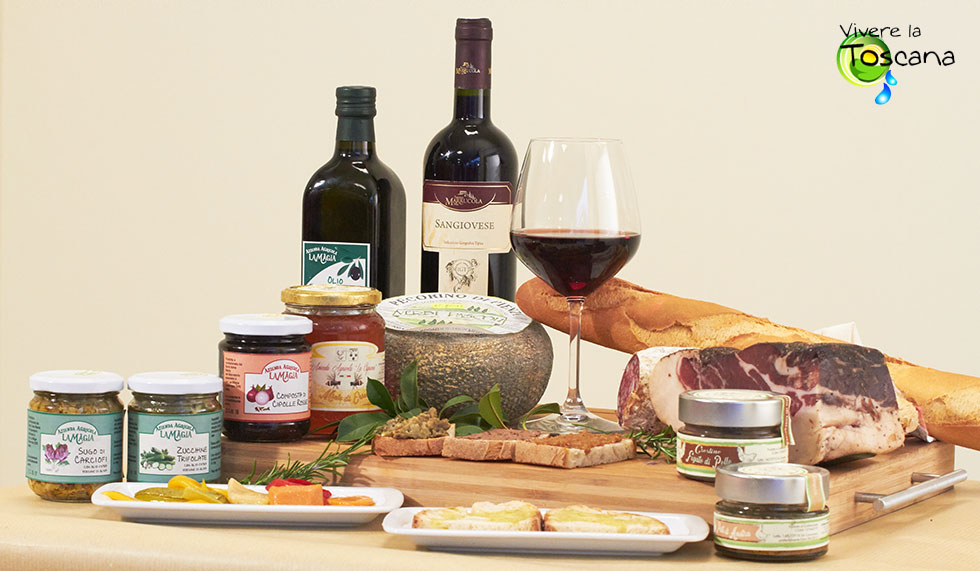 Vivere La Toscana Prodotti Tipici Toscani Artigianali