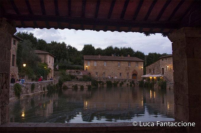 Bagno Vignoni Di Luca Fantaccione 03